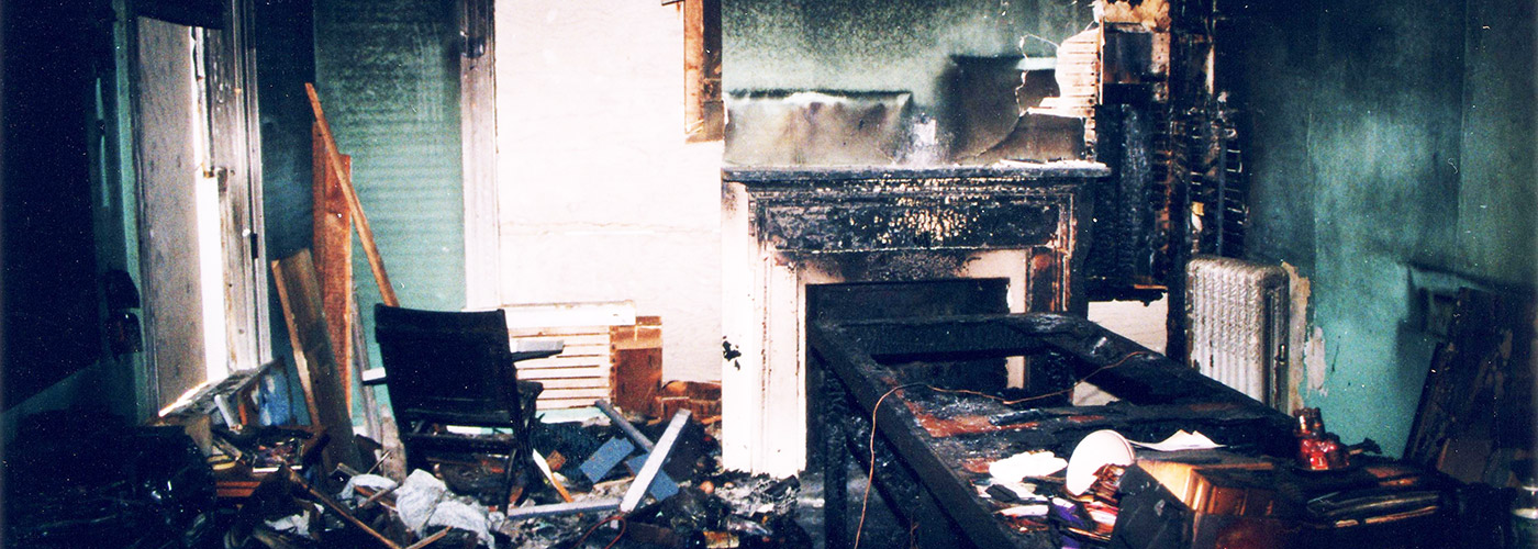 inside fire investigation